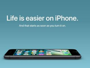 "Apple has launched a ""Switch from Android"" website as part of a campaign to recruit new iPhone users from Google."