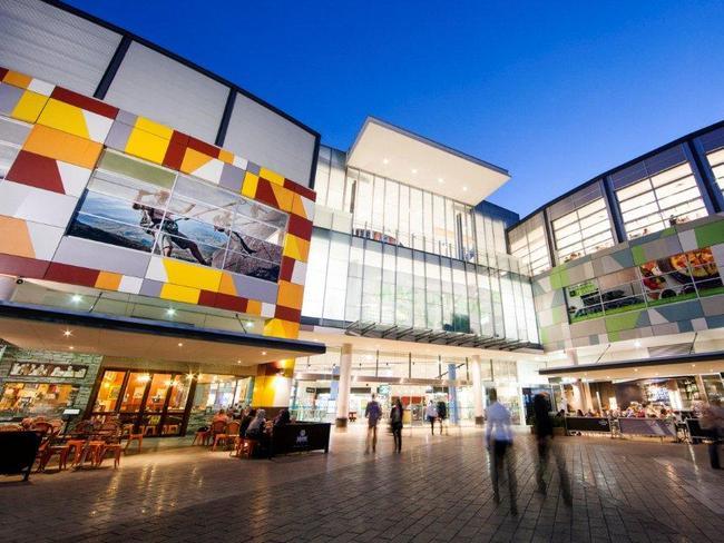 Macarthur Square shops