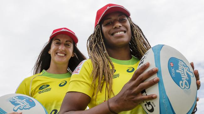 Australia women's sevens squad for 2018 Sydney Sevens named, Alicia Quirk and Ellia Green return from injury, rugby, women's sport, Swoop