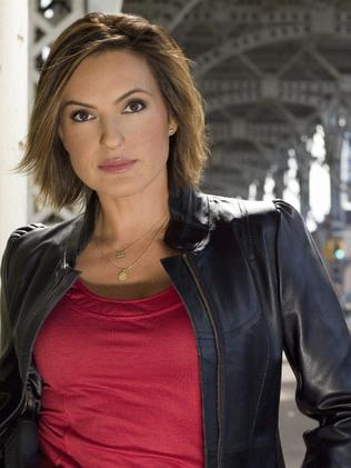Olivia Benson from Law & Order: SVU.