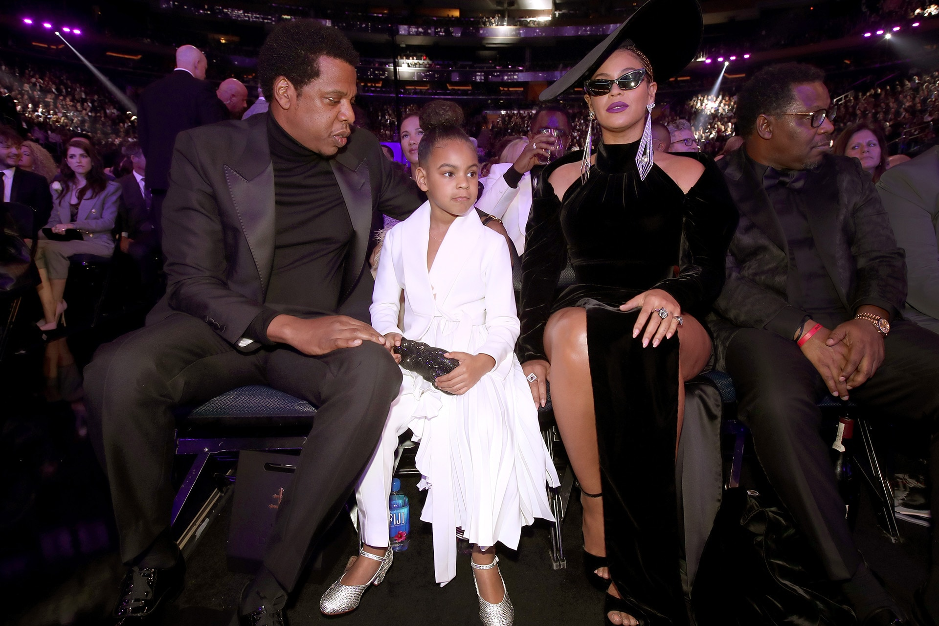 Beyonce's Grammys 2018 Look Was Inspired by Black Panthers