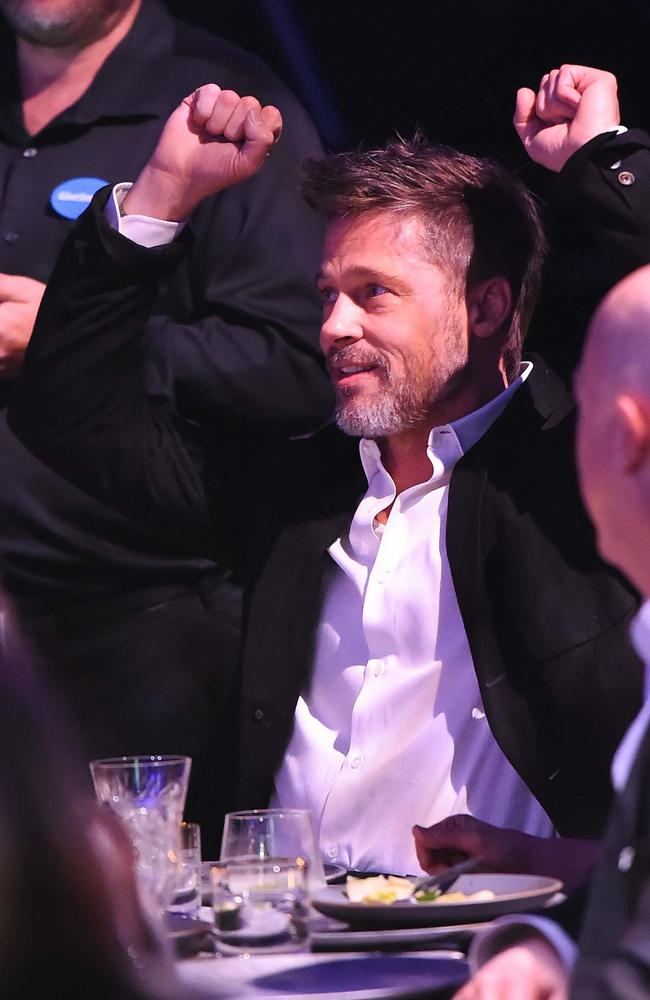 Game of Thrones: Brad Pitt bids $150K to watch show with ...