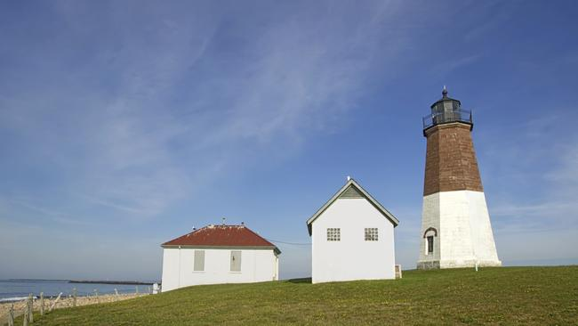 Point Judith Light on the Rhode Island coast. Picture: ThinkStock