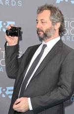 Judd Apatow attends the 21st Annual Critics' Choice Awards on January 17, 2016 in California. Picture: AFP