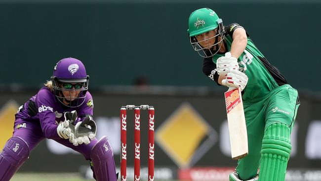 The women's Big Bash can do with more exposure. Picture: Getty Images