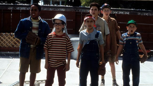 Cast: Brandon Adams as Kenny DeNunez, Chauncey Leopardi as Squints, Marty York as Yeah-Yeah, Mike Vitar as Benjamin Franklin Rodriguez and Grant Gelt as Bertram Grover Weeks.