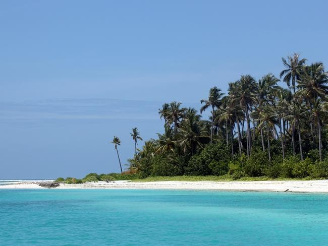 Male in the Maldives is also seeing a surge in interest from Australian travellers, according to Kayak. Picture: Supplied