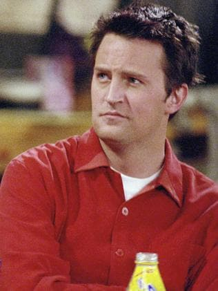 Matthew Perry scored the role of Chandler Bing. Picture: NBC/NBCU Photo Bank via Getty Images