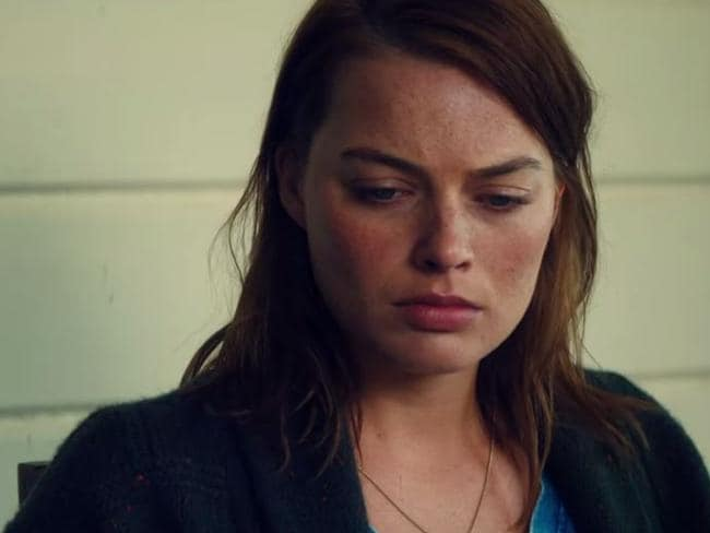 Z For Zachariah Margot Robbie With No Makeup And Brown Hair