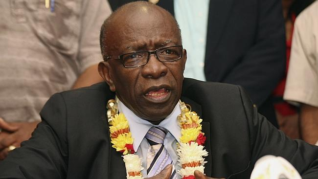 Jack Warner resigned from FIFA during an investigation into corruption allegations.