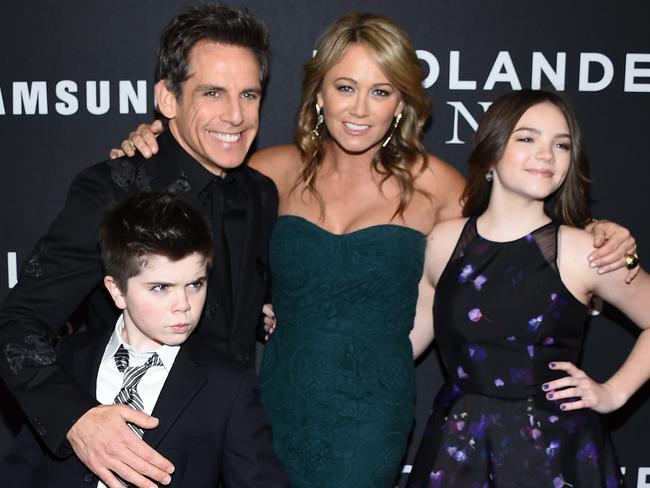 Zoolander 2: Ben Stiller's son Quinn does Blue Steel in ...