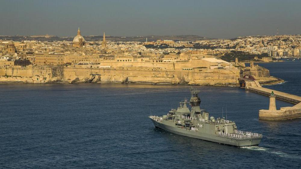 Business Companies In Malta Mail: Hmas Anzac: Officer And Junior Reprimanded After Shore