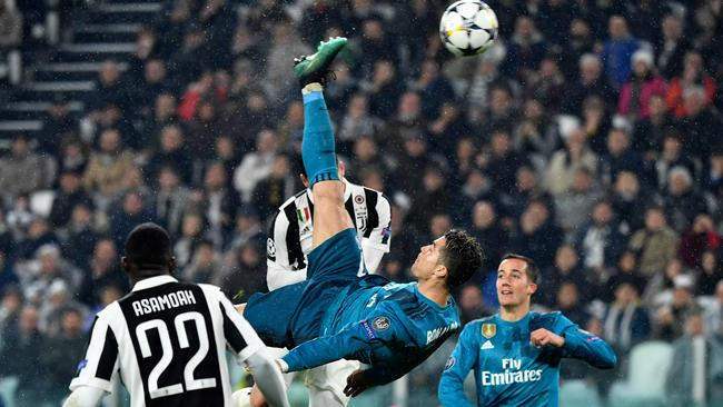 Image result for ronaldo goal juve