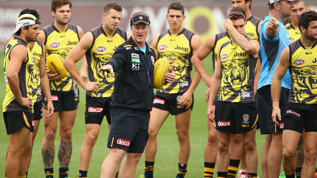 AFL results: Damien Hardwick must find way to get Richmond ...