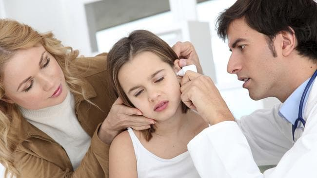 Antibiotics should no longer be automatically prescribed for ear infections, a medical body says. Picture: iStock
