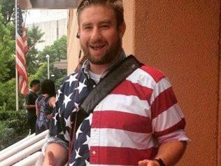 Supplied Editorial DNC staffer Seth Rich killed. Picture: Facebook/Seth Rich