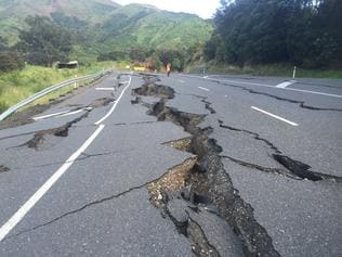What quake means for tourists in NZ