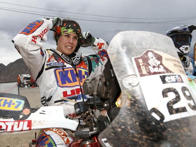 Multiple world champion Laia Sanz is coming to the Clipsal 500.