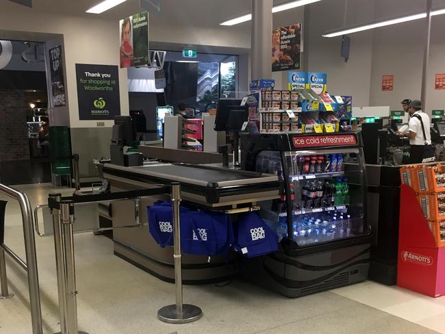 Woolworths online shopping payment options