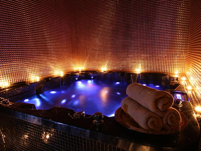 Luxury spa at Six Star Spa. Picture: Destination NSW