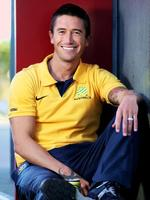 <p>Sydney's A-list: Sport ... Socceroos player Harry Kewell</p>
