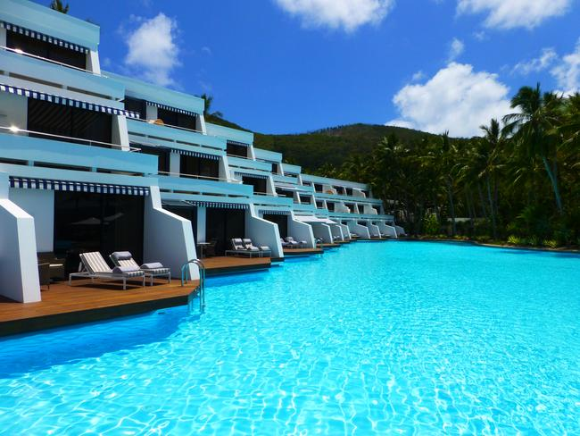 Pool Villas At One Amp Only Resort Hayman Island Picture Angela Saurine