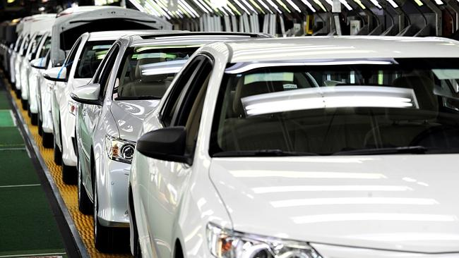 Car Manufacturers Kensington Mail: Why Australia's Car Manufacturers