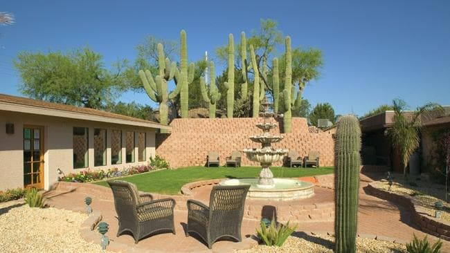 The Meadows rehab in Arizona. Picture: Supplied