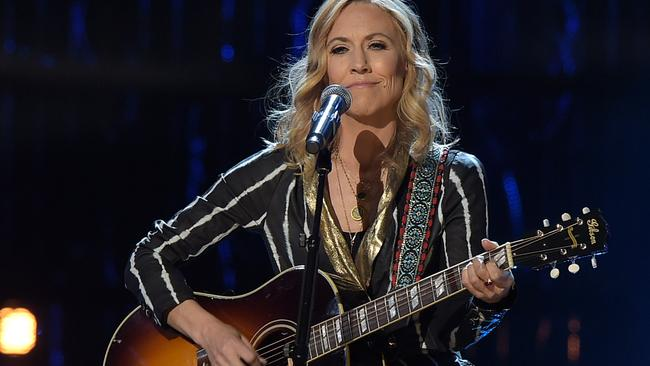 Sheryl Crow has been added to the bill for the 2018 Byron Bay Bluesfest. Picture: Theo Wargo/Getty Images.