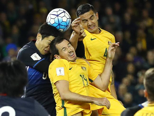 Tim Cahill brace puts end to Syria's World Cup dream