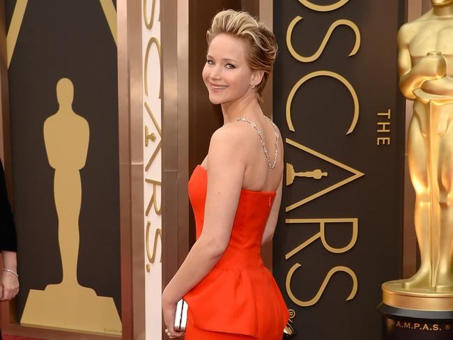 Reps for Jennifer Lawrence have confirmed the authenticity of the photos.