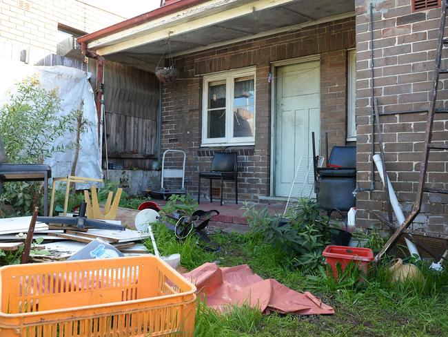 19 Durham St, Stanmore, is in need of extensive renovations.