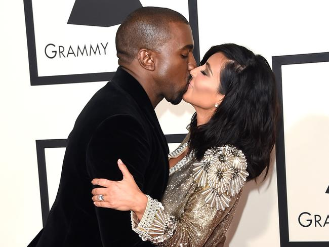 Kim and Kanye have been married since 2014. Photo: Jason Merritt/Getty Images