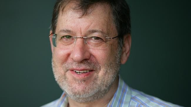 To completely change society ... Professor John Mattick, executive director of the Garvan Instiute, believes genomes testing will revolutionise health care. Picture News Corp Australia