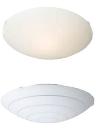 Lock and Hyby ceiling lamps.