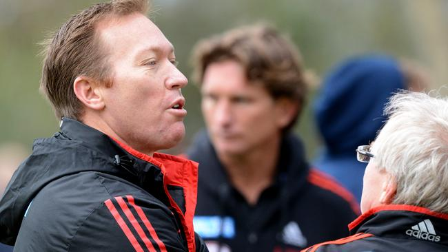 Former Essendon strength and conditioning coach Dean Robinson. Picture: Wayne Ludbey