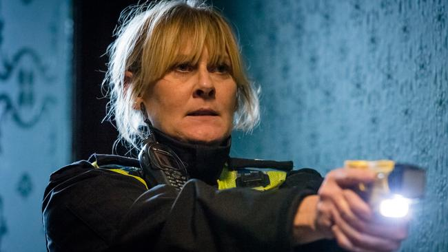 Happy Valley is well worth a watch.