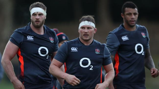 Dylan Hartley is undefeated as England captain.