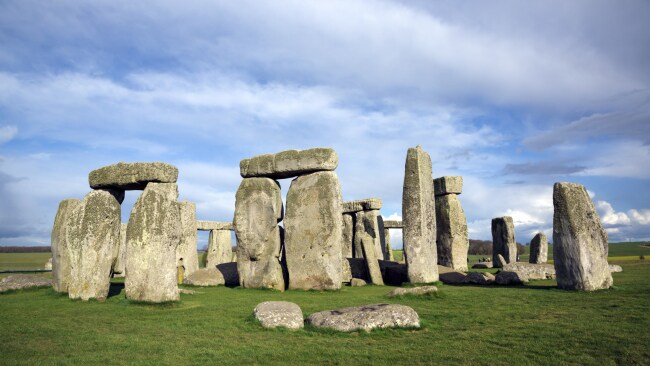Stonehenge? More like Dickhenge. Picture: Supplied