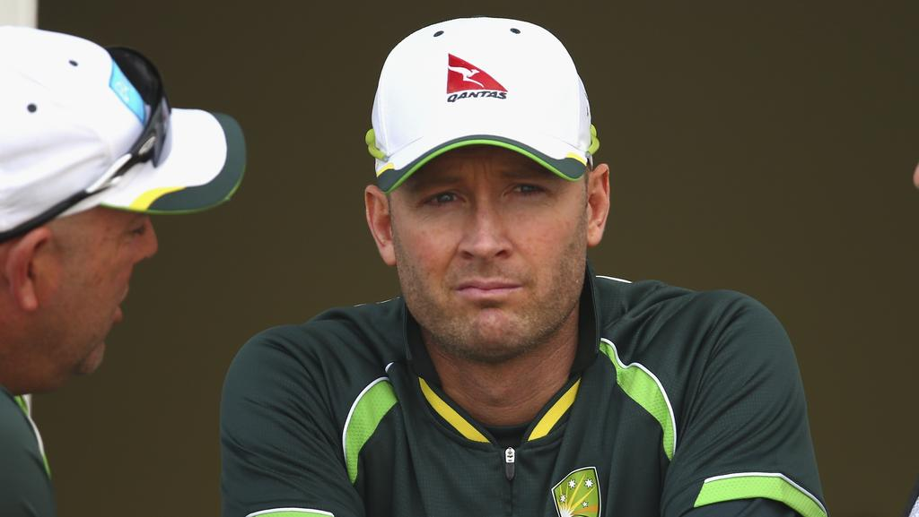 Michael Clarke weighs in on the commentary box.