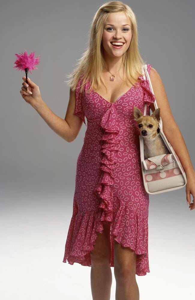 Reese Witherspoon celebrates Legally Blonde 15th anniversary