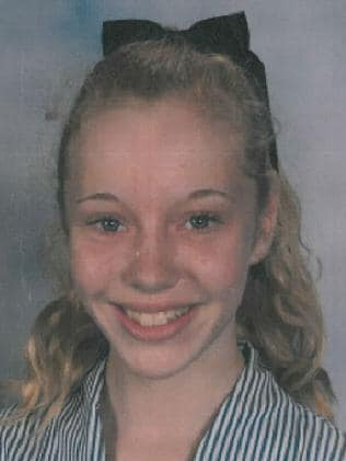 Missing girl Matilda Grace White