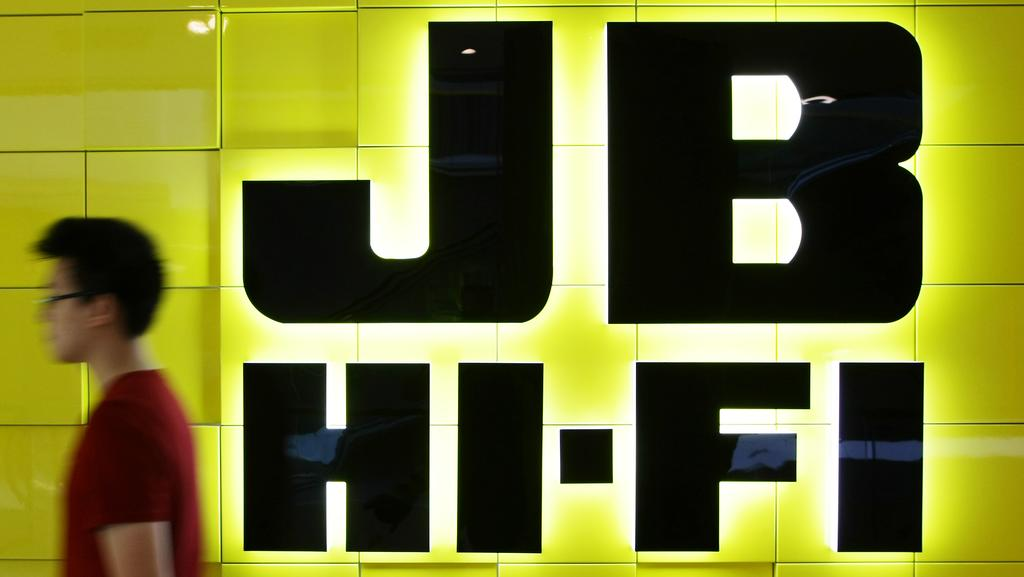 jb hi fi financial analysis