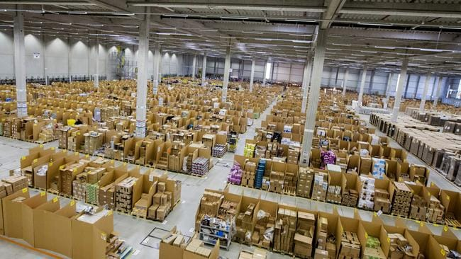 Amazon australia where will australian headquarter s go for Libreria amazon