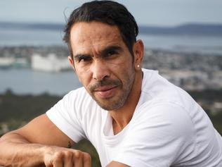 Eddie Betts in Port Lincoln