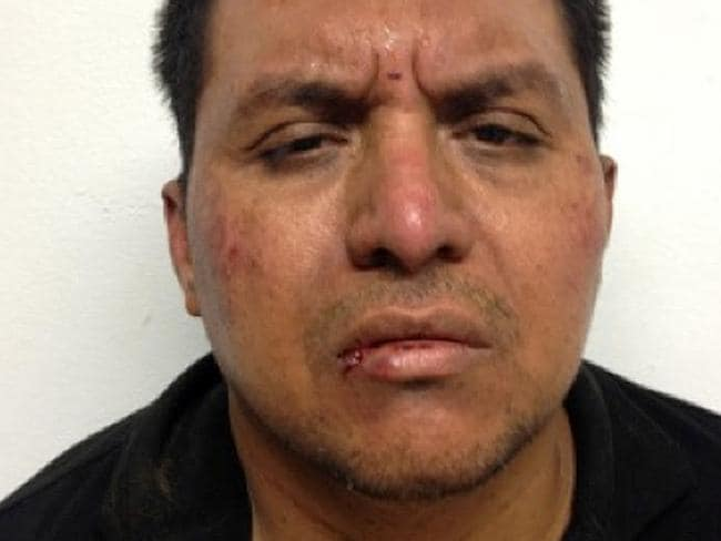 Trevino Morales, the notoriously brutal leader of the Zetas, was captured by Mexican Marines who intercepted a pick-up truck with $2 million in cash on a dirt road in the countryside outside the border city of Nuevo Laredo.