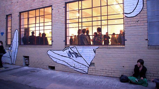 Tinning Street Gallery.