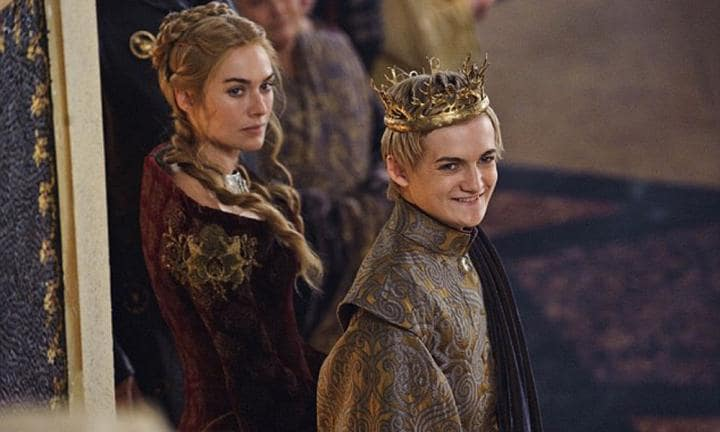 Cersei has raised the world's most intolerable brat
