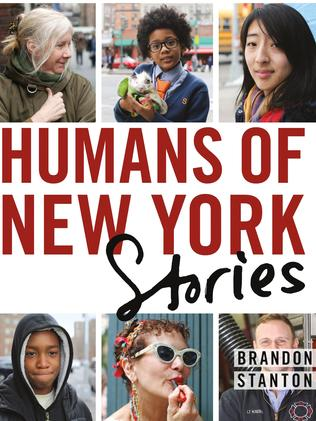 Humans of New York Stories by Brandon Stanton.