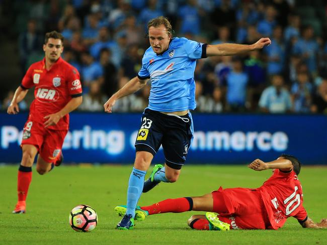 rhyan grant sydney fc injury report - photo#13